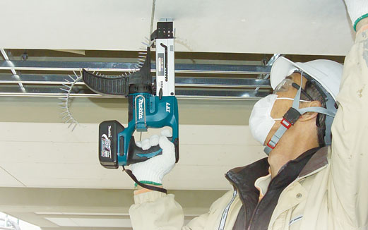 Makita Power Tools South Africa - 18V Cordless Drywall Screwdriver B