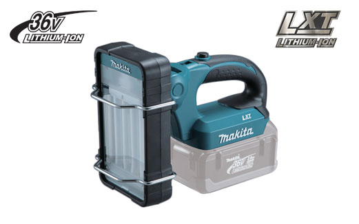 Makita Power Tools South Africa 36v Rechargeable Fluorescent Light Bml360