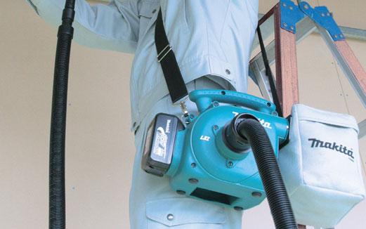 Makita Power Tools South Africa 18v Cordless Vacuum