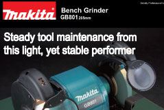 Makita Power Tools South Africa Bench Grinder Gb801