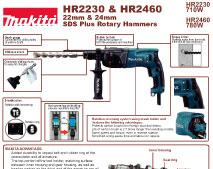 Hr2230 makita