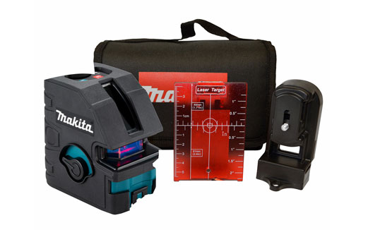 Makita Entfernungsmesser Set : Makita power tools south africa cross line laser sk z